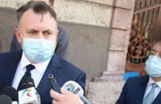 """Ministrul sănătății ANUNȚĂ! """"S-a decis amânarea celei de-a patra etape de relaxare. Vom avea o săptămână de foc"""""""