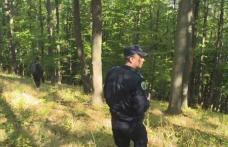 A fost găsit bărbatul din Lozna dat dispărut. Zeci de polițiști și jandarmi dorohoieni l-au căutat