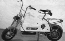 Prima bicicletă electrică a fost invenție românească. Un dorohoian a proiectat primul model de moped electric