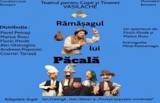 Rămăşagul lui Păcală – O nouă premieră a Teatrului Vasilache