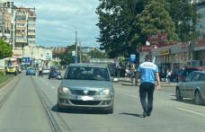 Şofer în vârstă de 71 de ani surprins când mergea pe contrasens în Botoșani