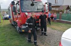 Un copil de 5 ani a căzut într-o fântână la Săveni. Pompierii au reușit să-l salveze - FOTO