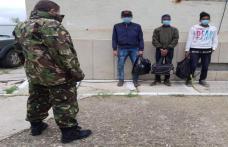 Cetățeni africani depistați cu sistemul de termoviziune de poliţiştii de frontieră din Dorohoi