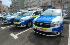 Polițiștii din Botoșani au primit 11 autospeciale noi