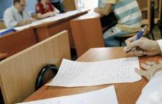 Cadrele didactice susţin miercuri proba scrisă a Examenului de Definitivat