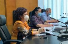 Aplicarea legii carantinării și izolării discutată astăzi la Instituția Prefectului Botoșani - FOTO
