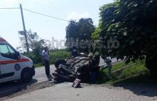 TRAGIC! Victima accidentului produs la ieșirea din Dorohoi a decedat la spital