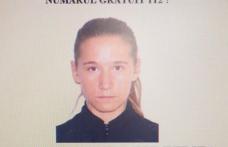 Adolescentă din Dorohoi dată dispărută de familie. Dacă ați văzut-o sunați la 112!