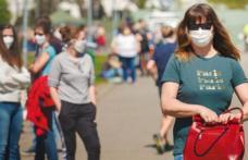 Noi restricții, înaintate spre aprobarea Guvernului: masca de protecție obligatorie în spațiile deschise aglomerate, program limitat pentru terase și