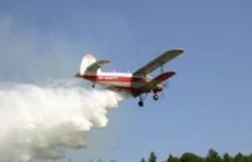Dorohoienii sunt atenţionaţi că începe combaterea aeriană a dăunătorilor