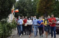 PSD Botoșani - Respect pentru simbolurile naţionale - FOTO