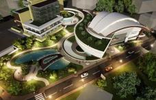 Proiect de amploare propus pentru dezvoltarea centrului municipiului Dorohoi – VIDEO / FOTO
