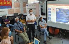 """Asociația """"Mugurelul"""" Dorohoi implementează un nou proiect transfrontalier - FOTO"""