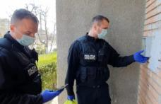 Botoșăneni în arest la domiciliu, verificaţi de poliţie