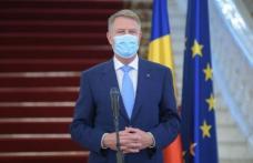 Klaus Iohannis își cere scuze public după discursul de miercuri