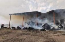 Incendiul izbucnit la un depozit de furaje în comuna Ripiceni, stins după 39 de ore