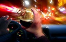Șofer cu alcoolu-n cap la prima oră a dimineții
