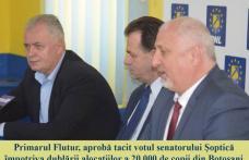 """Doina Federovici: """"Senatorul PNL, Costel Șoptică a votat împotriva dublării imediate a alocațiilor pentru 80.000 de copii din Botoșani"""""""