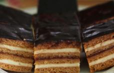 Prăjitura Foi cu miere
