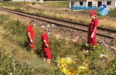 Tragic! Un copil de 11 ani a decedat după ce a fost lovit de tren în apropiere de Botoșani