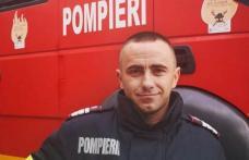 Pompierul din Dorohoi care a salvat un bărbat căzut într-o fântână, felicitat de Ministerului Afacerilor Interne