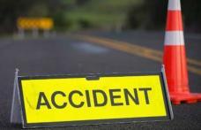 Pieton accidentat de un șofer în stare de ebrietate