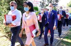 PSD Botoșani și-a depus candidaturile pentru alegerile locale - FOTO