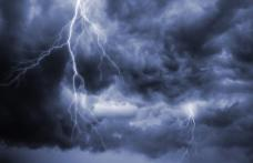 Avertizare meteorologică! Cod Portocaliu și Cod Galben instabilitate atmosferică accentuată pentru județul Botoșani