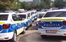 26 de autospeciale au intrat în dotarea IPJ Botoșani - FOTO