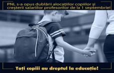 """Doina Federovici, PSD: """"Sănătatea și educația copiilor din Botoșani este prioritatea noastră, din păcate nu și a Guvernului Orban"""""""