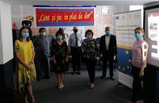 O nouă activitate online organizată la Clubul Copiilor Dorohoi în cadrul unui proiect transfrontalier - FOTO