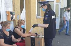 Activități de prevenire a traficului de persoane și violenței împotriva femeii derulate de polițiștii botoșăneni
