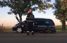 Accident cu trei mașini la Roma! Doi copii au ajuns la spital - FOTO