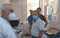 Primul aparat pentru depistarea infecției cu SARS COV-2 a ajuns la Spitalul Dorohoi