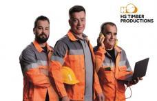 HS Timber Productions Rădăuți angajează personal. Vezi detalii!