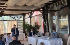Vizită de lucru la Botoșani a unui șef de la București, la invitația senatorului Costel Șoptică – FOTO