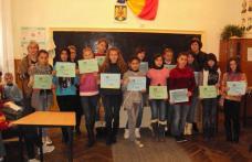 Activitate educativă desfăşurată în week-end la Broscăuţi