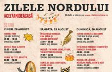 Festivalul Zilele Nordului începe mâine, 28 august, la Darabani, Botoșani, Pomârla și Ipotești