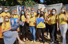 Conducerea PNL Botoșani se adresează cetățenilor la începerea campaniei electorale pentru alegerile locale