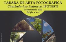 Memorialul Ipotești - Tabăra de artă fotografică - CAUTÂNDU-L PE EMINESCU
