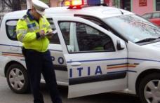 Încă un șofer a rămas pieton după ce a fost depistat băut la volan