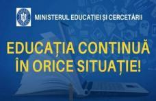 IȘJ Botoșani anunță lansarea portalului online de informare privind reluarea activității în sistemul național de învățământ