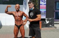 Dorohoianul Florin Hudișteanu, campion național la culturism - FOTO