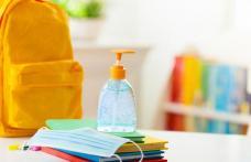 Consiliul Județean Botoșani asigură protecția sanitară a copiilor și a cadrelor didactice de la unitățile de învățământ pe care le coordonează