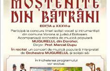 """Orchestra """"Mugurelul"""" va asigura acompaniamentul concurenților la Festivalul """"Moștenite din bătrâni"""", Vorona"""
