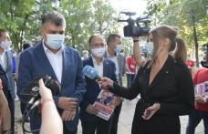 """Pachetul social """"GABRIELA FIREA"""" pentru protejarea sănătății familiilor și copiilor a fost lansat la Botoșani de candidații PSD Doina Federovici și Co"""