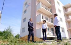 Doina Federovici și Cosmin Andrei continuă programele începute de PSD pentru construcția de locuințe pentru tineri și medici în Botoșani - FOTO