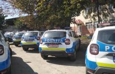 Poliţia Botoşani a primit 15 autospeciale noi marca Dacia Duster inscripționate – FOTO