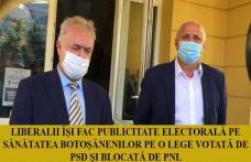 Mincinoșii Șoptică și Flutur se laudă cu măștile de la Guvern, asigurate prin legea dată de PSD, pe care Guvernul Orban a încălcat-o și a contestat-o