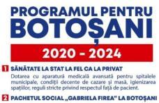 Care sunt principalele 10 măsuri din programul lui Cosmin Andrei pentru municipiul Botoșani